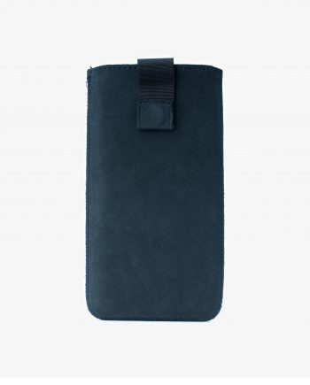 Gray iPhone X Leather Case Italian suede nubuck First picture.jpeg