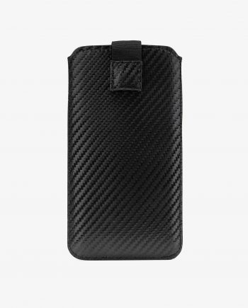 Black Carbon Leather iPhone 6-6s-7-8 Case Main image.jpeg