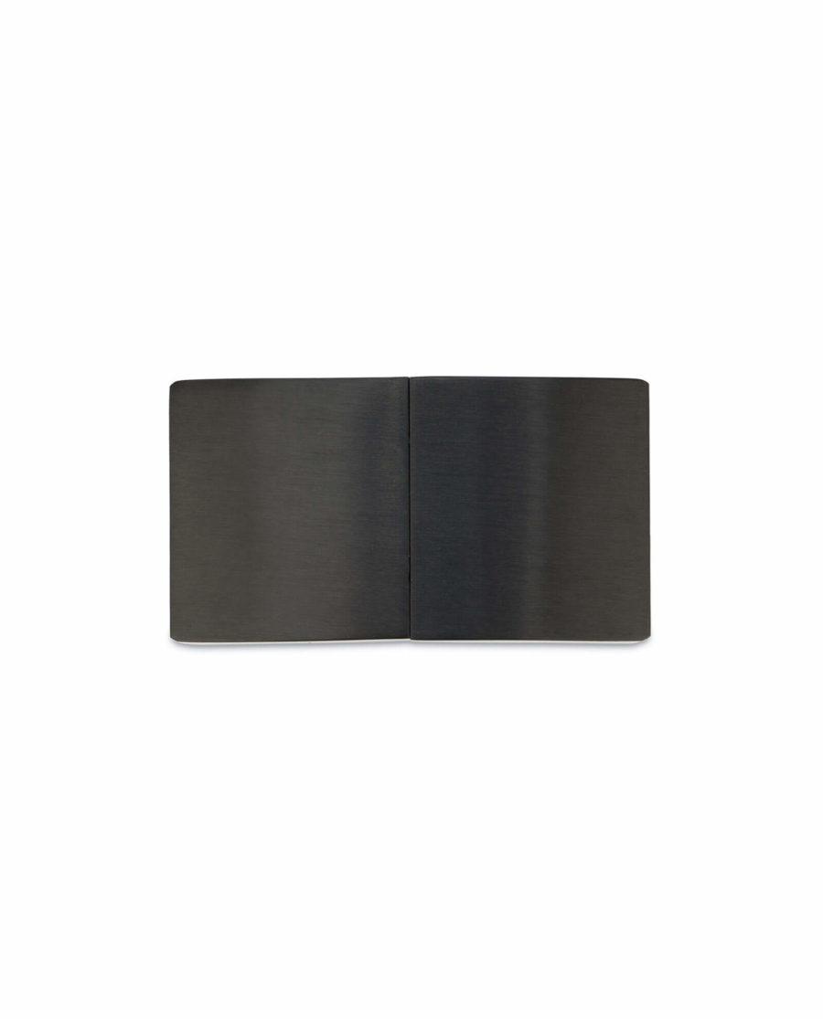 magnetic bracelet clasps for leather – black 15 mm LOBL15STEE 3