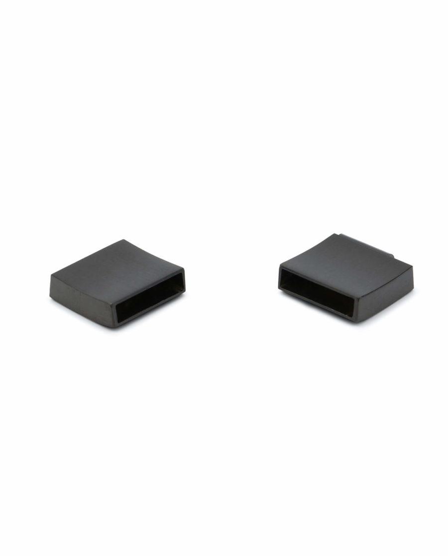 magnetic bracelet clasps for leather – black 15 mm LOBL15STEE 6