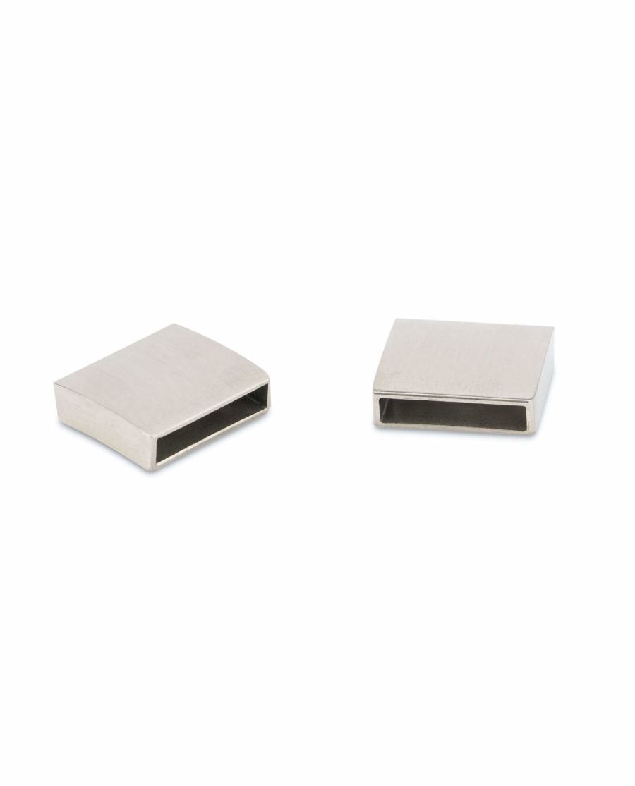 magnetic bracelet clasps for leather – stainless steel 15 mm LOSI15STEE 6