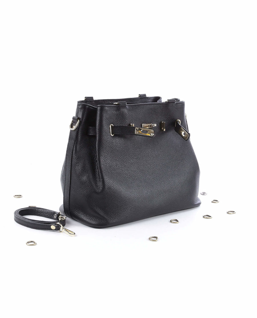 Abriana Shoulder Leather Bag For Women -2