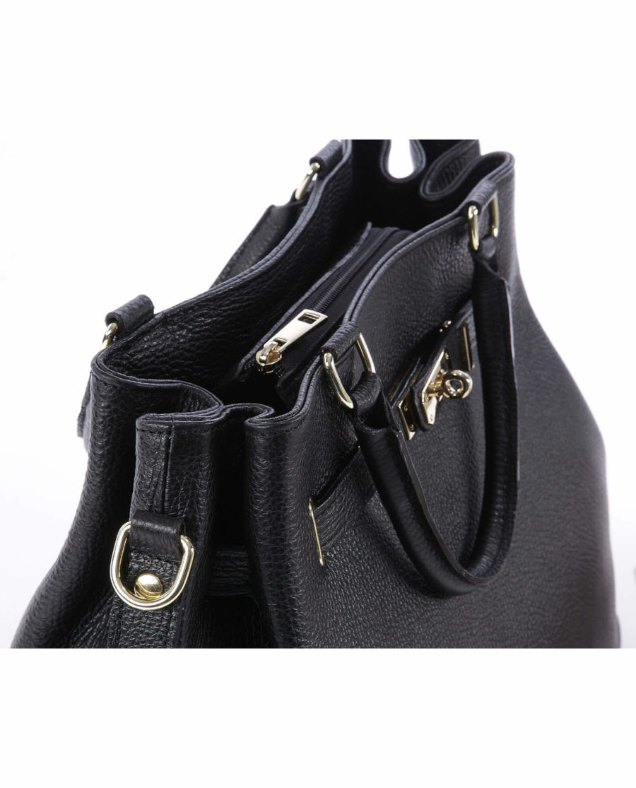 Abriana Shoulder Leather Bag For Women -3