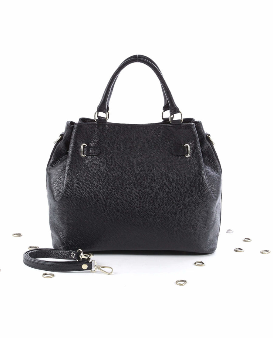 Abriana Shoulder Leather Bag For Women -4