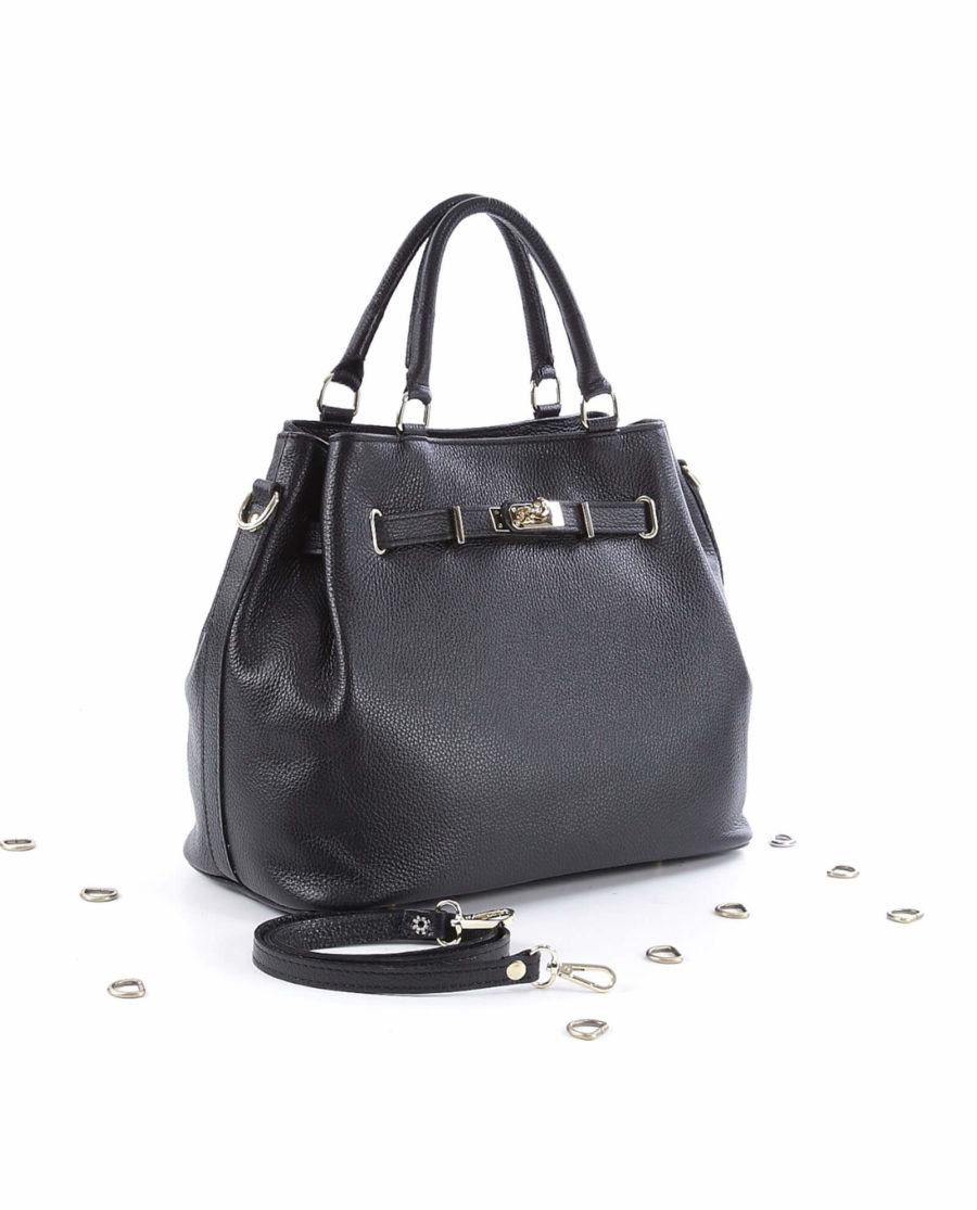 Abriana Shoulder Leather Bag For Women -5